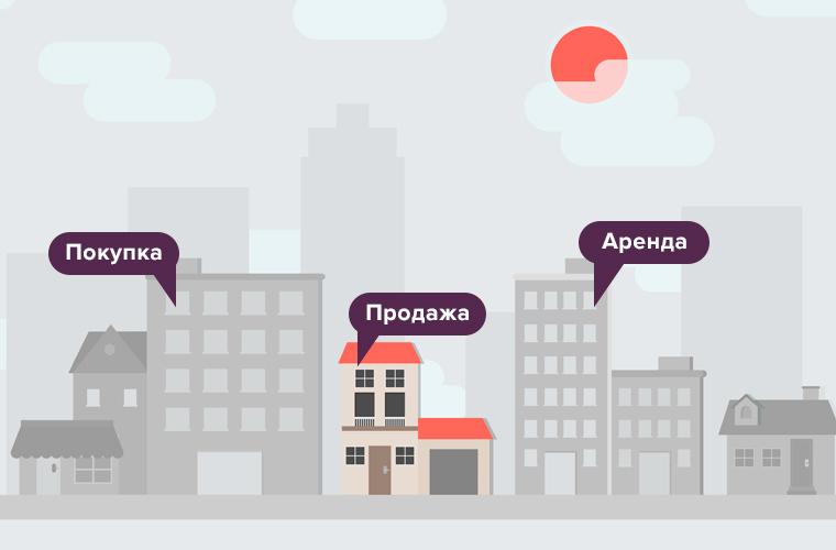 Как ищут недвижимость в Киеве